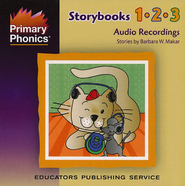 Primary Phonics 1-3 Audio CD  -