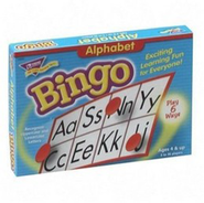 Alphabet Bingo Game   -