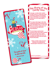 Jesus is the Sweetest Gift Jumbo Bookmark  -