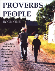 Proverbs People: Book 1                                               -              By: Rick Boyer