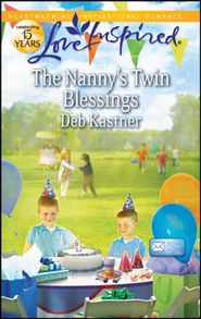 The Nanny's Twin Blessings  -     By: Deb Kastner