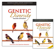 Genetic Diversity - Curriculum Supplement   -