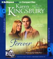 #5: Forever, Abridged Audiobook on CD (Value Priced Edition)  -     Narrated By: Sandra Burr     By: Karen Kingsbury