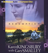 #1: Redemption, Abridged Audiobook on CD (Value Priced Edition)  -              Narrated By: Sandra Burr                   By: Karen Kingsbury, Dr. Gary Smalley