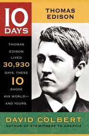 Thomas Edison - eBook  -     By: David Colbert