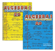 Teaching Textbooks: Algebra 1, Textbook with Answer Key, Version 2.0  -