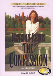 The Confession, Heritage of Lancaster County Series Audiobook on MP3  -     By: Beverly Lewis