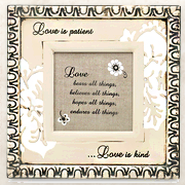 Love Bears Al Things Photo Frame  -