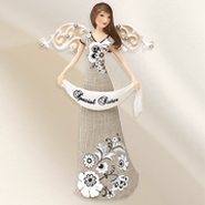 Special Sister Angel Figurine  -