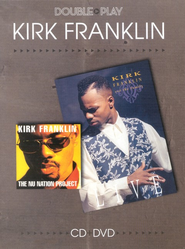 Double Play: The Nu Nation Project/Kirk Franklin and the Family, CD/DVD  -              By: Kirk Franklin