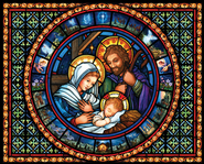 Holy Family Jigsaw Puzzle   -