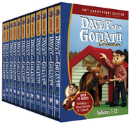Davey and Goliath (12 DVD Boxed Set)   -