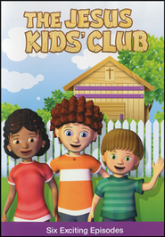 The Jesus Kids Club   -