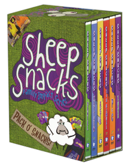 Sheep Snacks: Six DVD Set   -