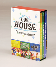 Our House Series, 3-DVD Boxed Set   -