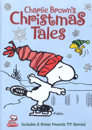 Charlie Brown's Christmas Tales, DVD   -