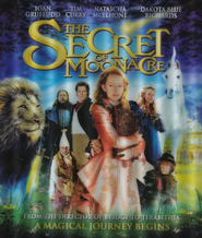 The Secret Of Moonacre, Blu-ray   -