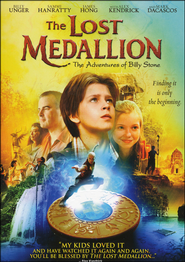 The Lost Medallion, DVD   -