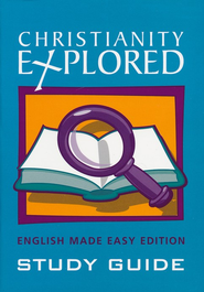 Christianity Explored English Made Easy, Study Guide  -     By: Barry Cooper, Sam Shammas
