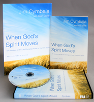 When God's Spirit Moves: Six Sessions on the Life Changing Power of the Holy Spirit Pack, Participant/DVD  -              By: Jim Cymbala, Dean Merrill