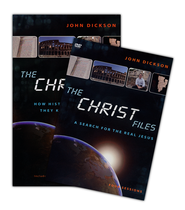 Christ Files Pack: How Historians Know What They Know About Jesus, Includes The Chris Files Book & DVD  -              By: John Dickson