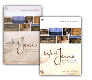 Life of Jesus Pack: Who He Is and Why He Matters Pack, DVD and Book, Featuring a Self-Contained Discussion    -     By: John Dickson