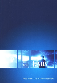 The Real Jesus, Pack of 10 tracts  -     By: Rico Tice, Barry Cooper