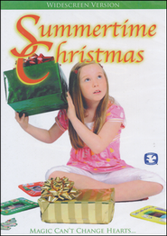 Summertime Christmas, DVD   -