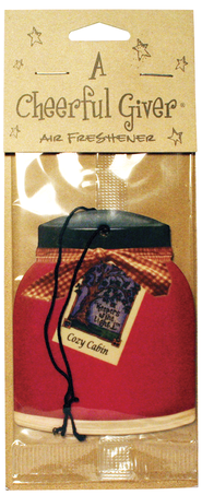 Cozy Cabin Air Freshener  -