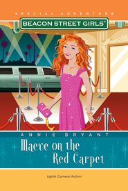 Maeve on the Red Carpet - eBook  -     By: Annie Bryant