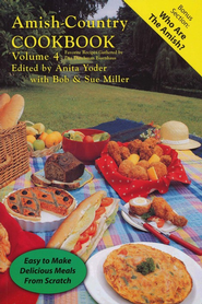 Amish-Country Cookbook, 2nd Edition (Volume 4)  -     By: Anita Yoder