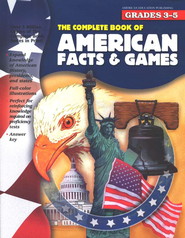 American Facts and Games, Grades 3-5   -     By: Homeschool