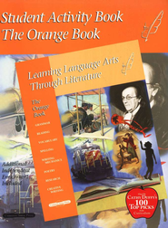 Learning Language Arts Through Literature, Grade 4, Activity Orange   -              By: Susan S. Simpson, Debbie Strayer