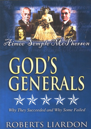 God's Generals, Volume 7: Aimee Semple McPherson, DVD   -     By: Roberts Liardon