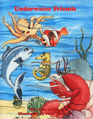 Underwater Friends, Individual Reader   -     By: Lieba Gouin