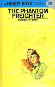 The Hardy Boys' Mysteries #26: The Phantom Freighter   -     By: Franklin W. Dixon, George Wilson