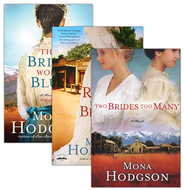 Sinclair Sisters of Cripple Creek Series, Vols. 1-3   -              By: Mona Hodgson