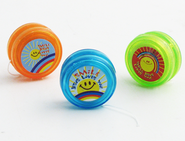 Smile! Jesus Loves Yo-Yo, Assorted Colors, Pack of 12  -
