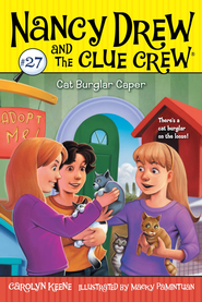 Cat Burglar Caper - eBook  -     By: Carolyn Keene