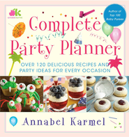 Complete Party Planner - eBook  -     By: Annabel Karmel
