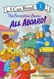 The Berenstain Bears All Aboard!   -     By: Jan Berenstain