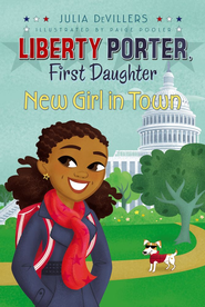 New Girl in Town - eBook  -     By: Julia DeVillers
