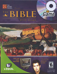 The Bible DVD Game   -     By: Jeremy Camp