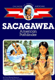 Cofa Sacagawea: American Pathfinder - eBook  -     By: Flora Warren Seymour     Illustrated By: Robert Doremus