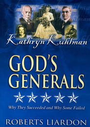 God's Generals, Volume 11: Kathryn Kuhlman, DVD   -              By: Roberts Liardon