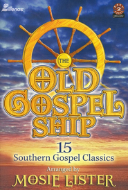 The Old Gospel Ship (Choral Book)   -