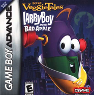 LarryBoy and the Bad Apple Game: Game Boy Advance   -