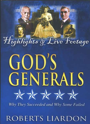 God's Generals, Volume 12: Highlights & Live Footage, DVD   -              By: Roberts Liardon