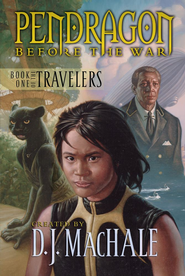 Book One of the Travelers - eBook  -     By: D.J. MacHale, Carla Jablonski, Walter Sorrells