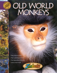 Old World Monkey, Softcover   -